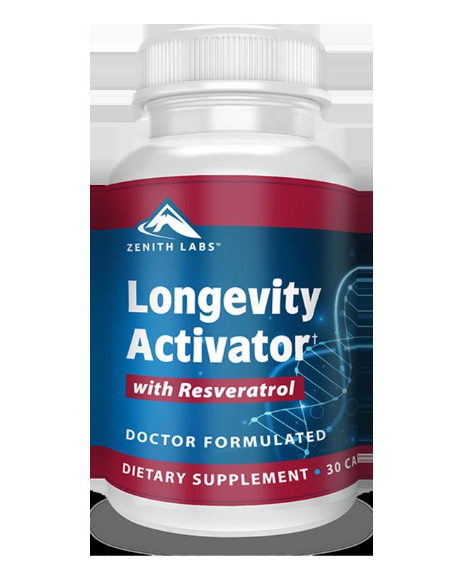 Longevity Activator Review - Is it Scam?