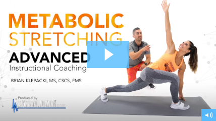 Metabolic Stretching - Does It Work?