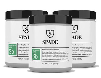 Spade SB-66 Ingredients