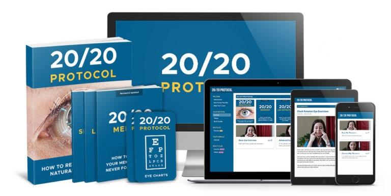 Vision 20/20 Protocol Digital eBook - Hidden Secrets Exposed!