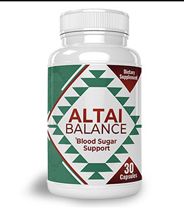 Altai Balance Supplement