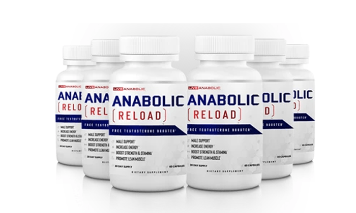 Anabolic Reload Supplment