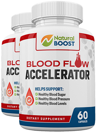 Blood Flow Accelerator Capsules