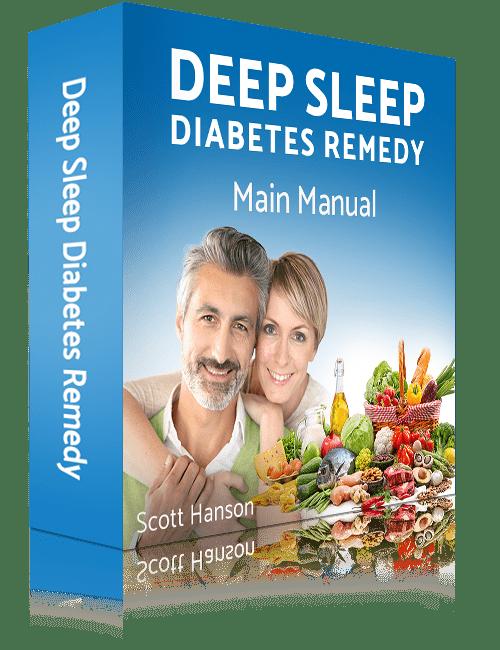 Deep Sleep Diabetes Remedy Main Manual