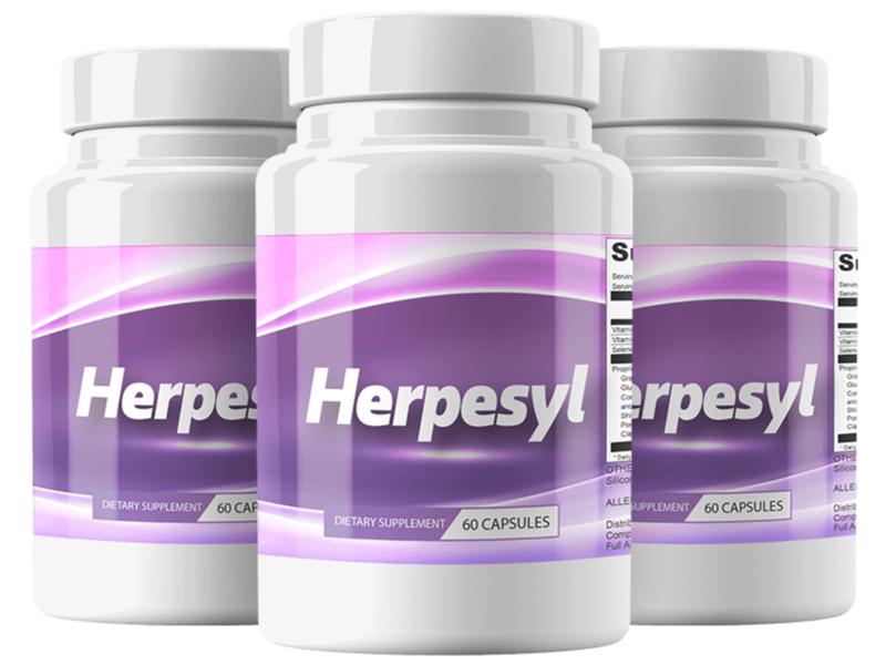 Herpesyl Pills - 100% Cure Herpes Virus? Clinical Report