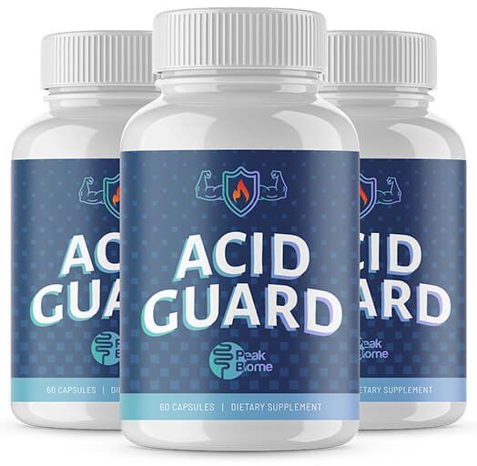 Acid Guard Supplement Review