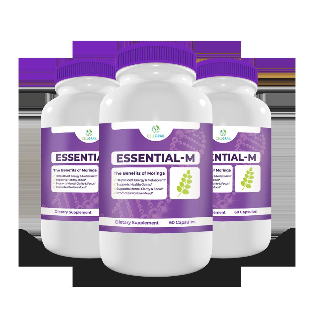 Essential-M Supplement Reviews