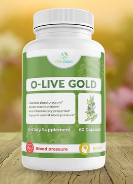 O-Live Gold Review - The Ultimate Formula for Blood Pressure