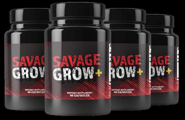 Savage Grow Plus Male Enhancement Pills - Risky to Use? My Opinion