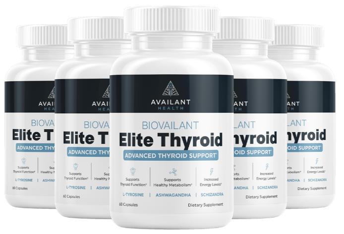 BioVailant Elite Thyroid Ingredients List - Any Risky Side Effects? My Opinion