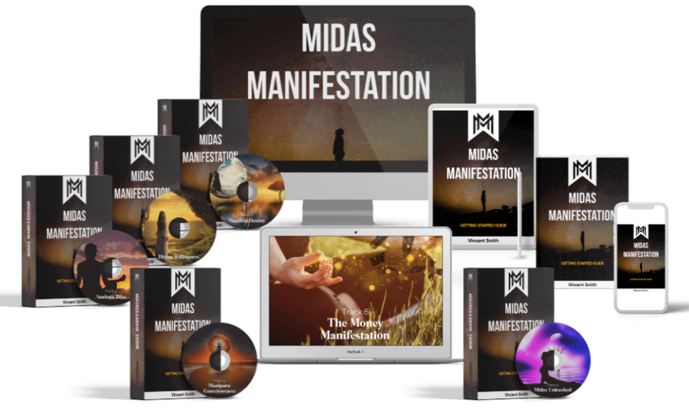 Midas Manifestation Program - Improve your Personal Developement