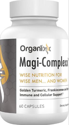 Organixx Magi Complex Pills Reviews - Revolutionary Formula