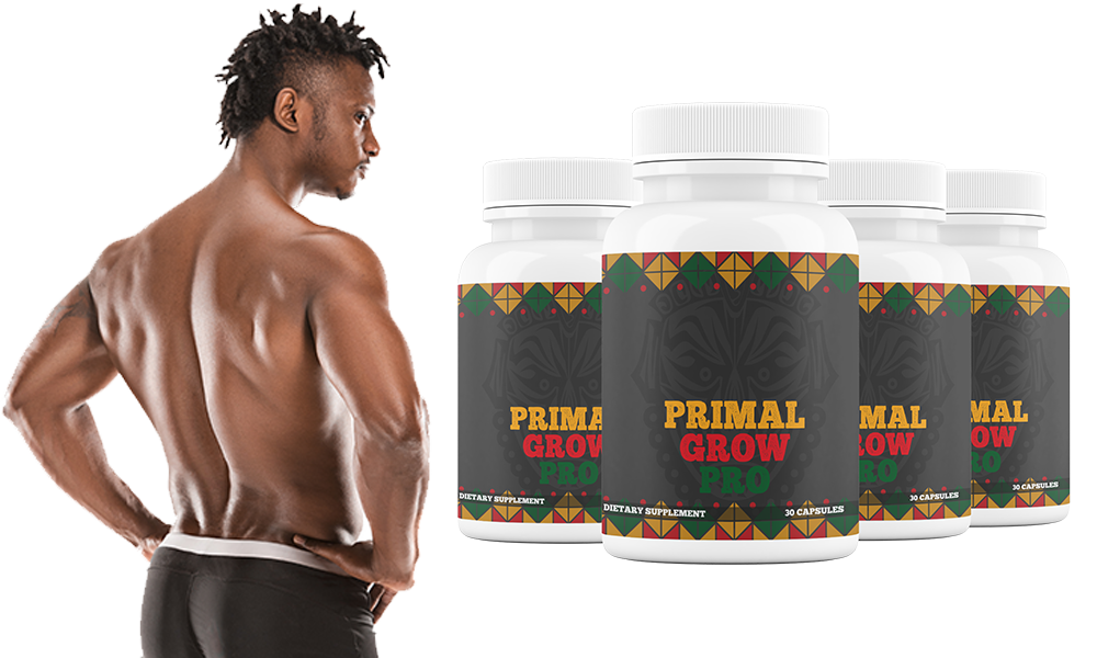 Primal Grow Pro Review 2021 - The Best Penis Enlarging Pills