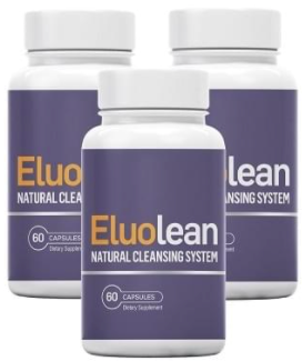 EluoLean Natural Cleansing System Supplement Reviews