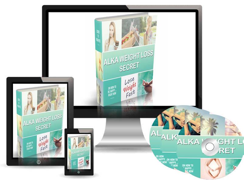 Alka Weight Loss Secret Program eBook