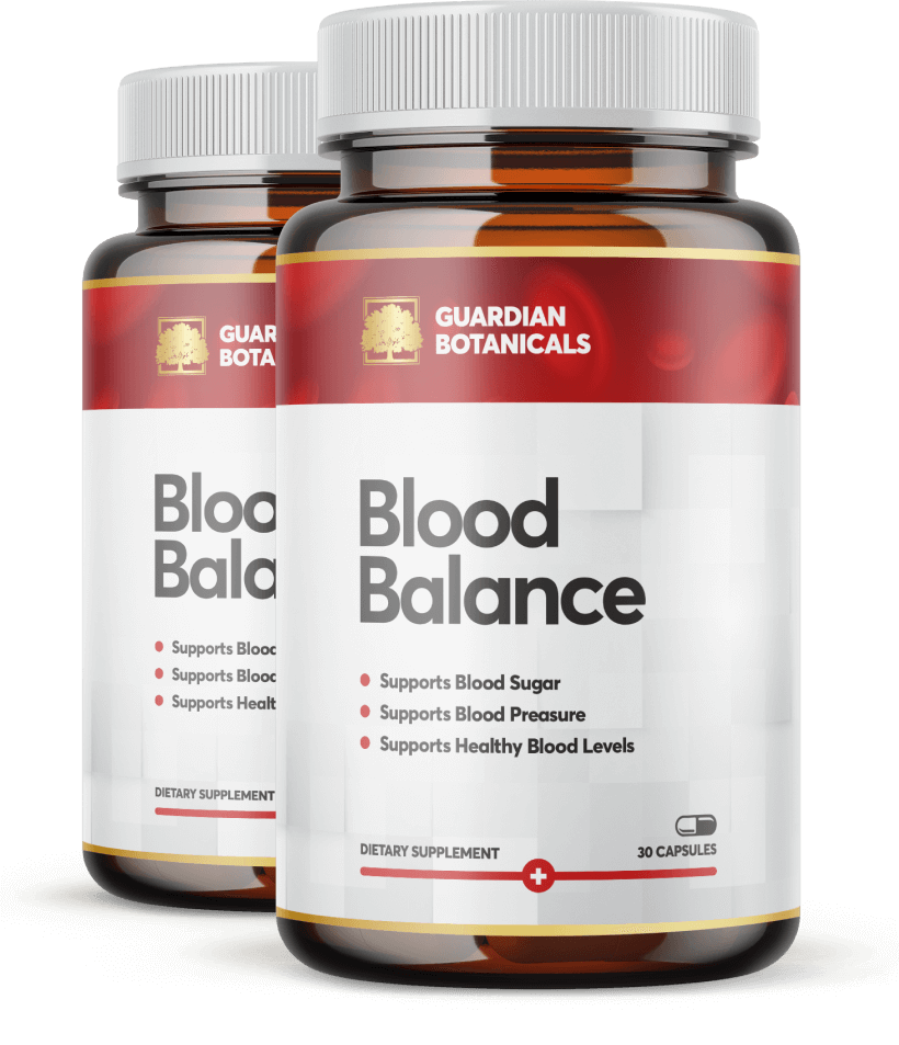 Guardian Botanicals Blood Balance Supplement Reviews