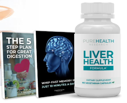 Liver Health Formula Dietary Supplement
