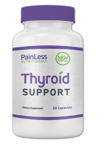 Painless Nutritionals Thyroid Support Supplement Reviews 2021