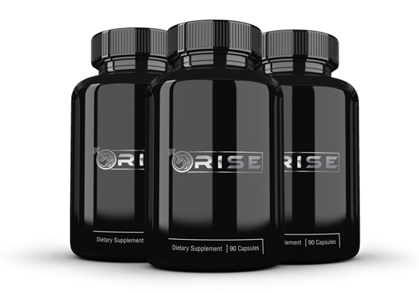 Rise X Testosterone Booster For Men Pills Reviews