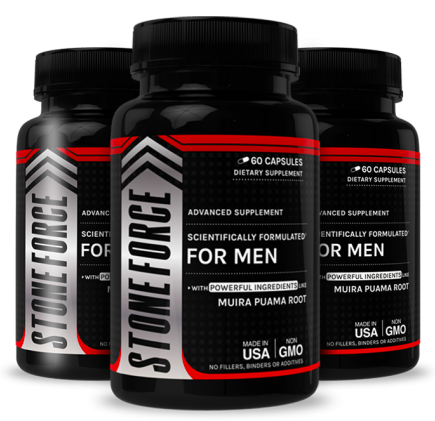 Stone Force Pills Review