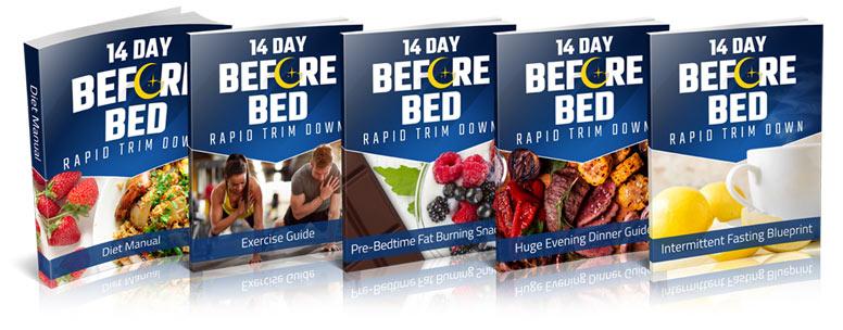 14 Day Before Bed Rapid Trim Down Bonus