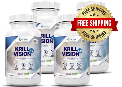 Krill Vision Reviews