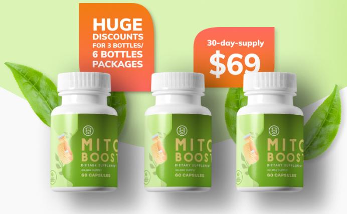 MitoBoost Pills Reviews