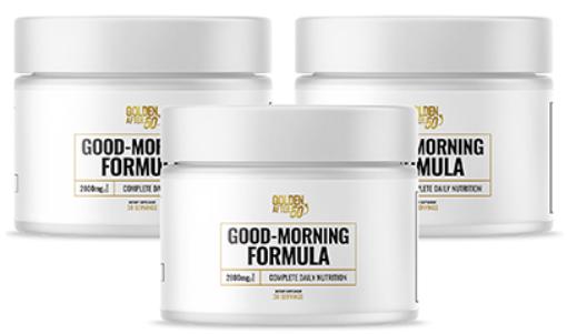 Good Morning Formula Reviews