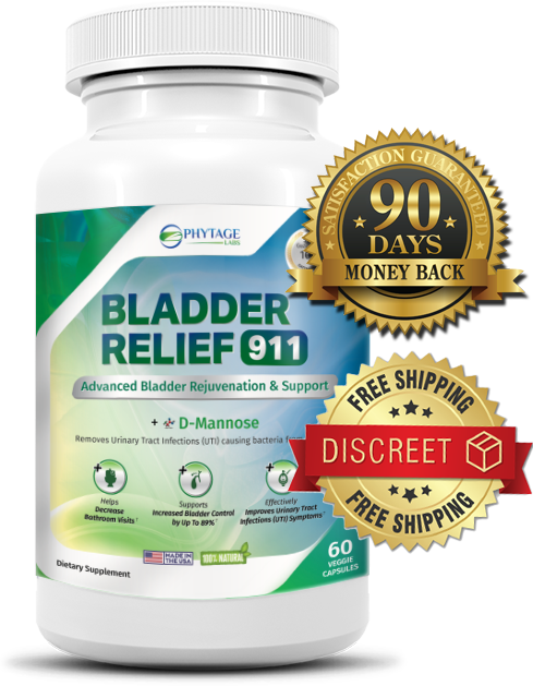 Bladder Relief 911 Bladder Rejuvenation Support Formula