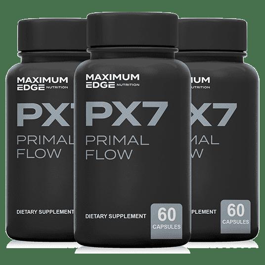 PX7 Primal FLow Prostate Health Support Formula