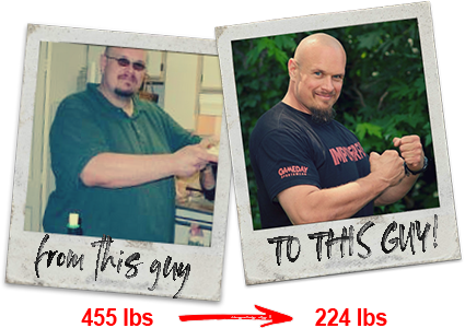 The Max Mind Lean Body Method before and after