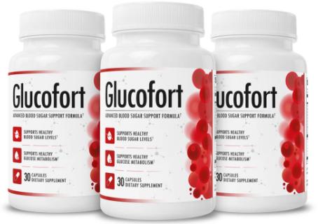 GlucoFort Ingredients