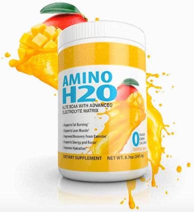 Yoga Burn Amino H2O Supplement