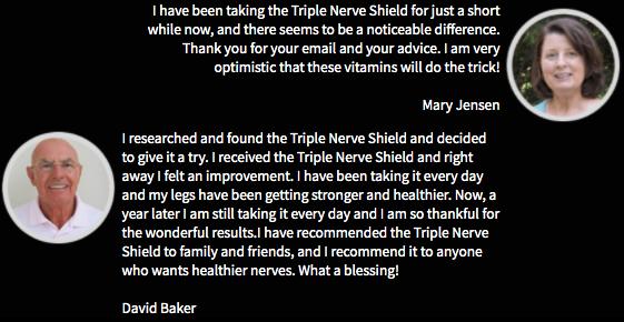 Triple Nerve Shield Supplement