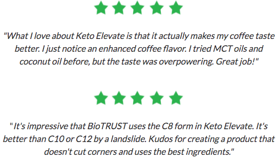 BioTrust Keto Elevate Side Effects