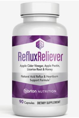 Reflux Reliever Supplement