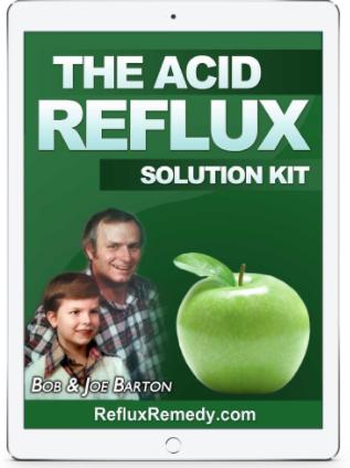 Acid Reflux Solution Kit Program