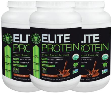 Elite Protein Powder