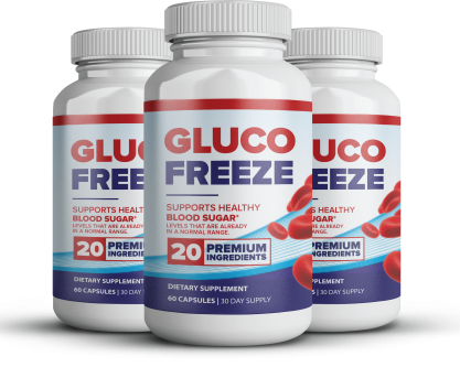GlucoFreeze Supplement