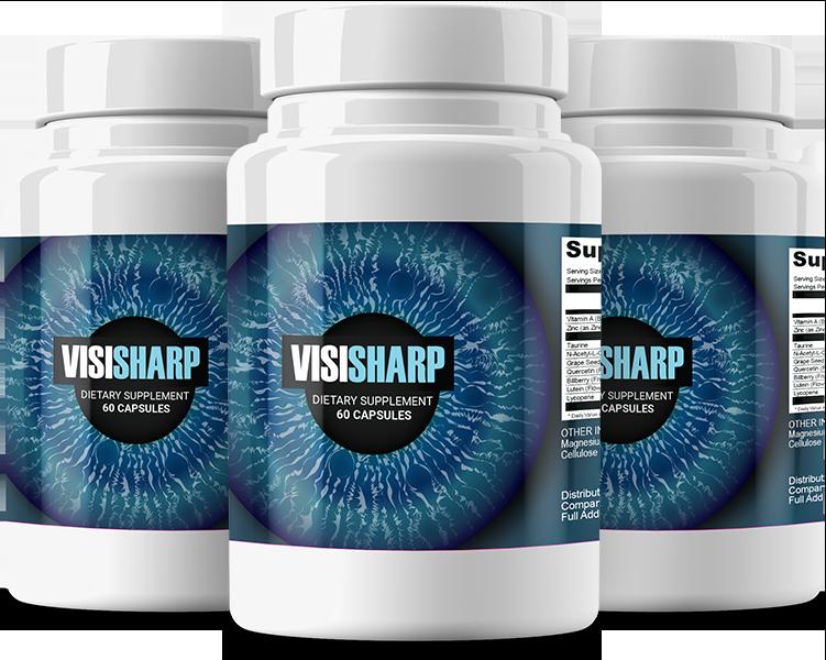 VisiSharp Supplement