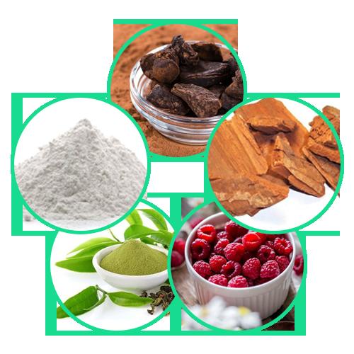 Metabrim NRG Ingredients