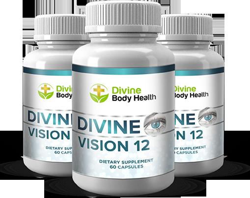 Divine Vision 12 Supplement