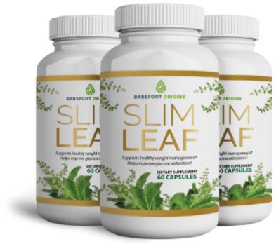 Barefoot Origins Slim Leaf Supplement