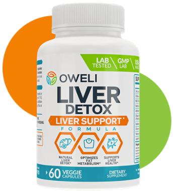 Oweli Liver Detox Supplement