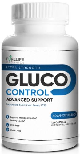 GlucoControl Supplement