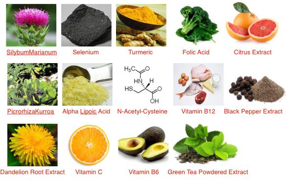 LivLean Ingredients
