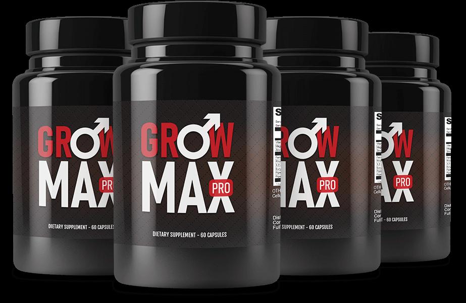 Grow Max Pro Supplement