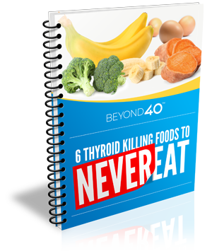 The Over 40 Thyroid Detox Formula Ingredients